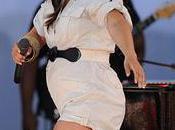 Alicia Keys early show (25.06),