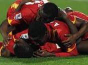 Huitièmes finale victoire Ghana buts contre Etats-Unis, Ghanéens qualifiés pour quarts-de-finale