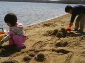 vacances plage avec enfants