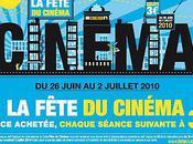 Lancement fête Cinéma 2010 Vidéo CinéStarsNews