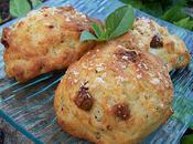 Cookies salés figue basilic