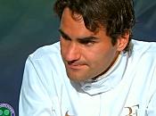 Wimbledon 2010 Vidéo Interview Roger Federer (28/06/2010)