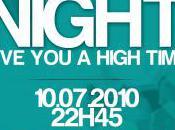 Efficom ouvre billetterie pour soirée HIGH NIGHT!