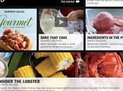 Condé Nast ressuscite Gourmet l'iPad