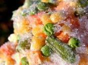 légumes surgelés plus sains frais?