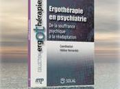 Parution livre ergothérapie psychiatrie