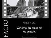 Soirée Audiovisuel thème Corse partir demain soir Halle l'Arsenal Bonifacio.