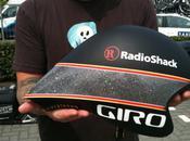 Tour France 2010 Innovation casque chrono pour Lance Armstrong