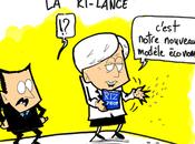 Christine Lagarde, ri-lance, économie tirs sommation
