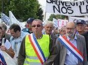 Mont-Saint-Michel perturbé défenseurs barrages Sélune