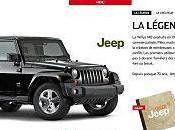 Vitrina Jeep