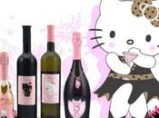 Hello Kitty Wine Champagne