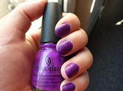 China glaze flying dragon oui, mais non...