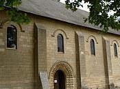 Vitraux Wou-Ki Prieuré Saint-Cosme