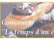 Petits choux fromage chevre herbes (type profiteroles)