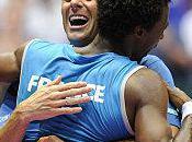 Coupe Davis 2010 finale France pied demi-finale