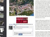 Besançon invite Facebook site Internet