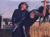 Korn concert dans crop circle