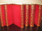 Oeuvres Molière, édition 1773 avec suite gravures Moreau, maroquin Cuzin