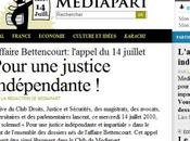 Pétition Mediapart pour justice indépendante