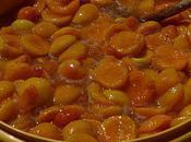 Confiture d'abricots sans cuisson...étape
