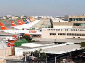 L'aéroport Congonhas, Paulo.