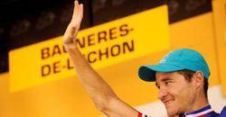 Voeckler vainqueur mais Schleck perd maillot jaune incident mécanique