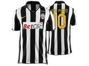 SERIE Nouveau maillot Juventus Domicile 2011