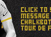 L'etonnante communication Nike Tour France