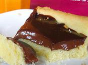 tarte fondante chocolats