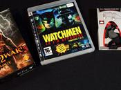 Shopping Troc Games Trilogy, Watchmen Triggers pour manette