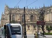 métro tram) Séville