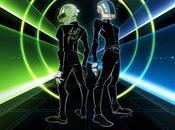 Tracks Daft Punk's Score Tron: Legacy