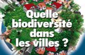 CNRS prone biodiversité ville Ecolo Ville L'écologie Urbaine