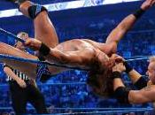 Drew McIntyre s'incline face Christian