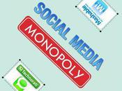 Jouez Monopoly version réseaux sociaux