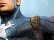MARVEL Captain America sort bois