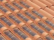 Produire électricité partir tuiles solaires
