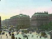 Photographies couleur Paris 1900 photos)