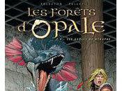 Forêts d'Opale Geôles Nenuphe (Tome