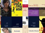 Rentrée littéraire 2010