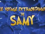 Voyage Extraordinaire Samy Regardez making film
