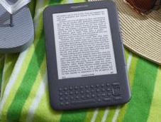 Amazon Réalisez prochaine publicité Kindle