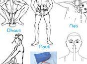 Kriyas gestes d'hygiène quotidienne venus yoga