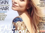 Mary Kate Ashley Olsen posent pour Marie Claire