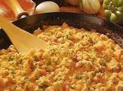 Brouillade d'œufs jambon l'oseille