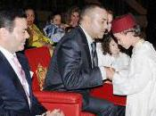 Troisième année d'école pour petit prince Moulay Hassan