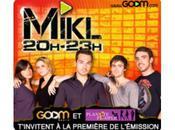 PlanetePeople Goom vous font gagner places pour assister première Live Mikl!!!