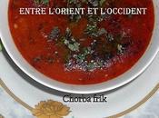 Chorba frik soupe concassé