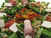 Salade légumes grillés involtinis